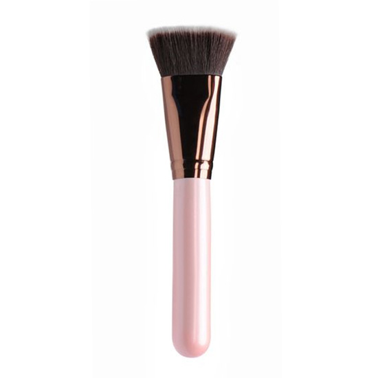 K1053 Synthetic Hair Flat Top Foundation Brush