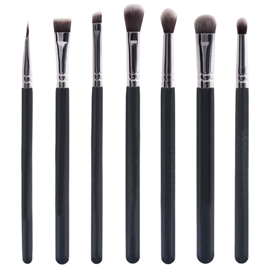 7 Piece Professional Eye Brush Set