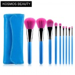 K10067 9 Piece Makeup Brush Set