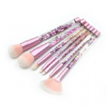 K10443 7 Piece Makeup Brush Set